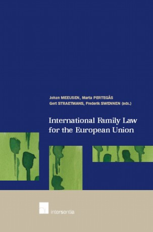 International Family Law for the European Union