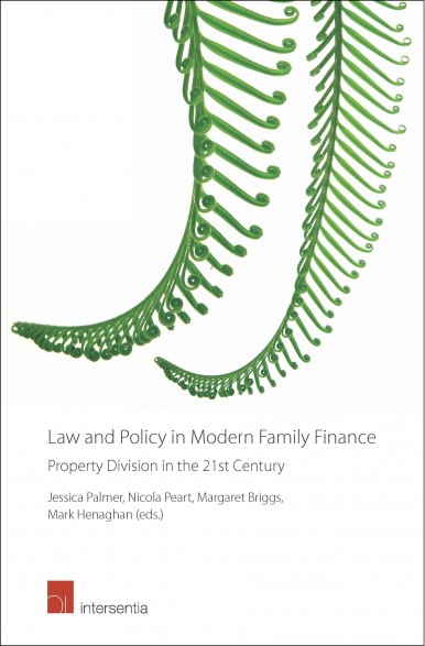 Law and Policy in Modern Family Finance