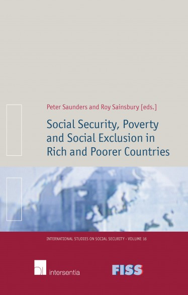 Policies towards poverty, inequality and exclusion since 1997