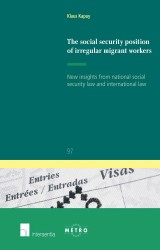 The social security position of irregular migrant workers
