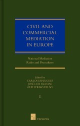 Civil and Commercial Mediation in Europe (set - vols. 1&2)