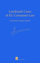Landmark Cases of EU Consumer Law