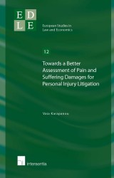 Towards a Better Assessment of Pain and Suffering Damages for Personal Injuries