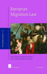 European Migration Law, 2nd edition (hardback)