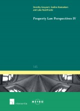 Property Law Perspectives IV