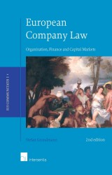 European Company Law, 2nd edition