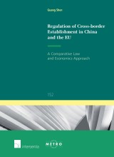 Regulation of Cross-Border Establishment in China and the EU