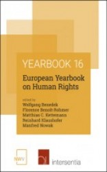 European Yearbook on Human Rights 16