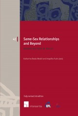 Same-Sex Relationships and Beyond (3rd edition)