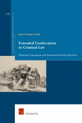 Extended Confiscation in Criminal Law
