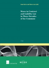 Waves in Contract and Liability Law in Three Decades of Ius Commune