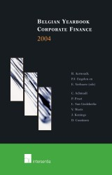 Belgian Yearbook Corporate Finance 2004