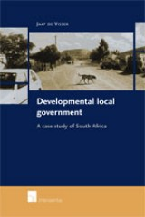 Developmental Local Government