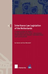 Inheritance Law Legislation of the Netherlands