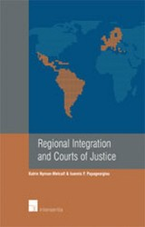 Regional Integration and Courts of Justice