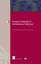 European Challenges in Contemporary Family Law
