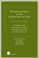 Preliminary Draft of the Flemish Nature Code