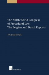 The XIIIth World Congress of Procedural Law: the Belgian and Dutch Reports