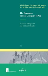 The European Private Company (SPE)