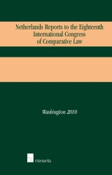 Netherlands Reports to the Eighteenth International Congress of Comparative Law