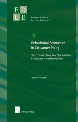 Behavioural Economics in Consumer Policy