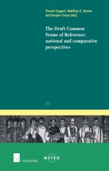 The Draft Common Frame of Reference: national and comparative perspectives