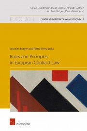 European Contract Law and Theory