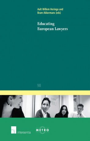 Educating European Lawyers