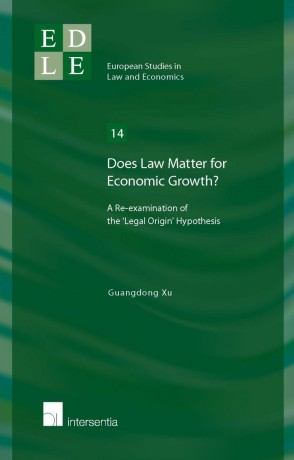 Does Law Matter for Economic Growth?