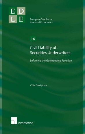 Civil Liability of Securities Underwriters