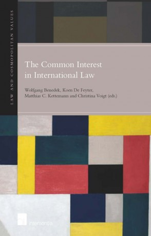 The Common Interest in International Law