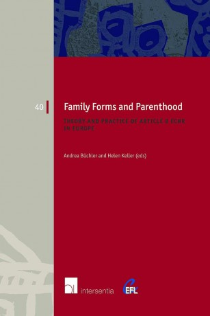 Family Forms and Parenthood