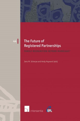 The Future of Registered Partnerships