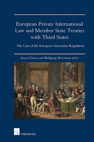 European Private International Law and Member State Treaties with Third States