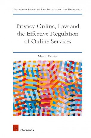 Privacy Online, Law and the Effective Regulation of Online Services