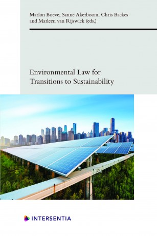Environmental Law for Transitions to Sustainability