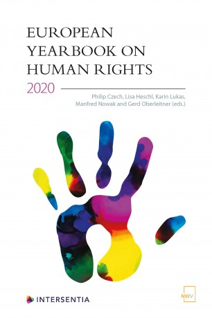 European Yearbook on Human Rights 2020