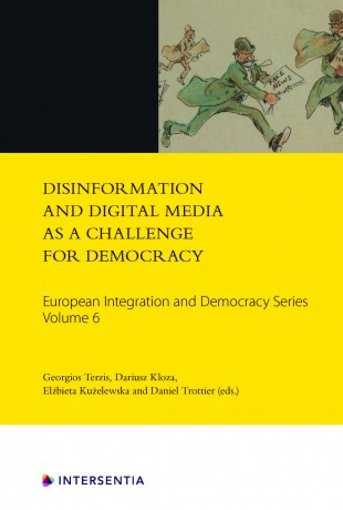 Disinformation and Digital Media as a Challenge for Democracy
