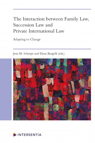 The Interaction between Family Law, Succession Law and Private International Law