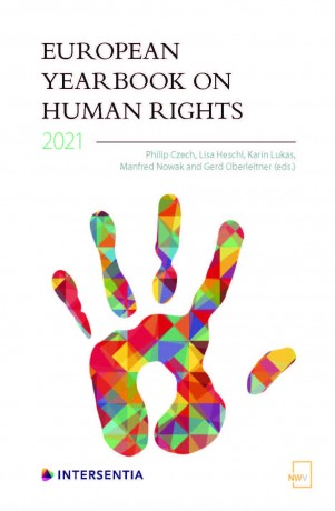 European Yearbook on Human Rights 2021