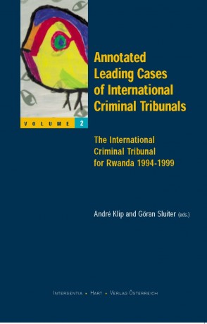 Annotated Leading Cases of International Criminal Tribunals - volume 02
