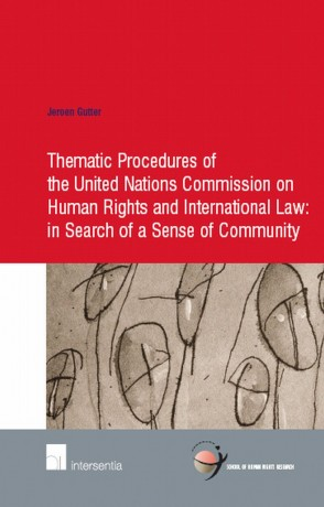 Thematic Procedures of the United Nations Commission on Human Rights and International Law