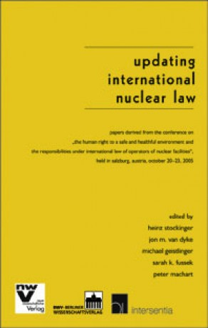 Updating International Nuclear Law