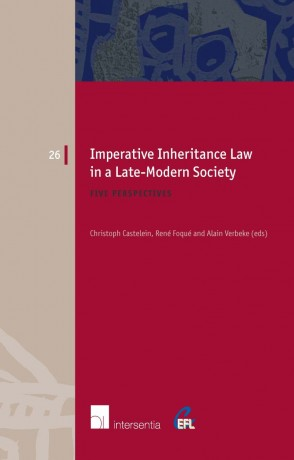Imperative Inheritance Law in a Late-Modern Society