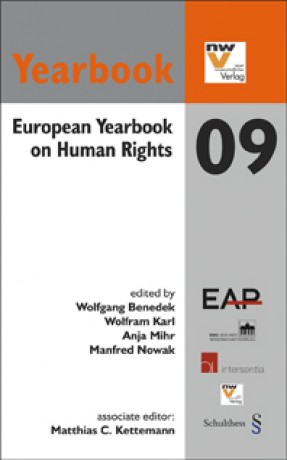 European Yearbook on Human Rights 09