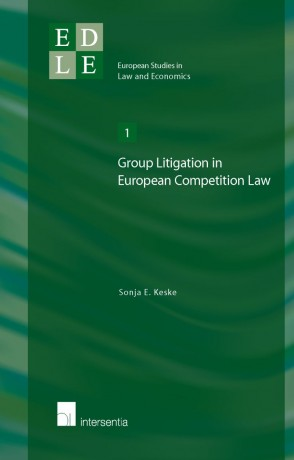 Group Litigation in European Competition Law