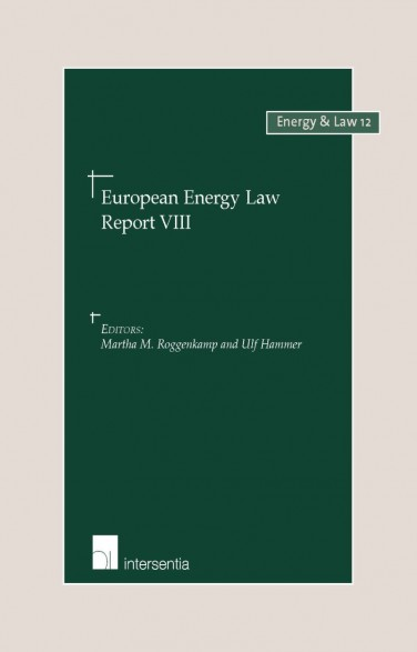 European Energy Law Report VIII