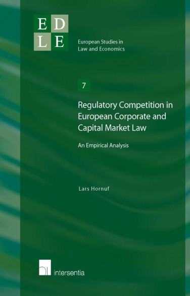 Regulatory Competition in European Corporate and Capital Market Law