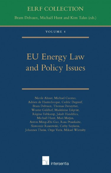 EU Energy Law and Policy Issues
