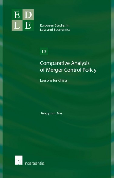 Comparative Analysis of Merger Control Policy